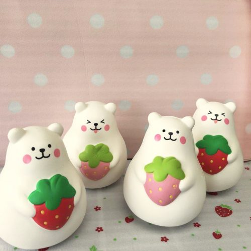 super jumbo marshmallow ibloom bears squishy