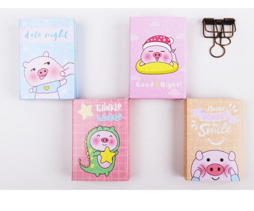 cute-pig-note-pad-memo-sticky-book-pink-animals