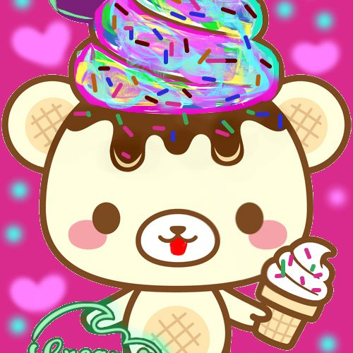 Anna's artwork rainbow