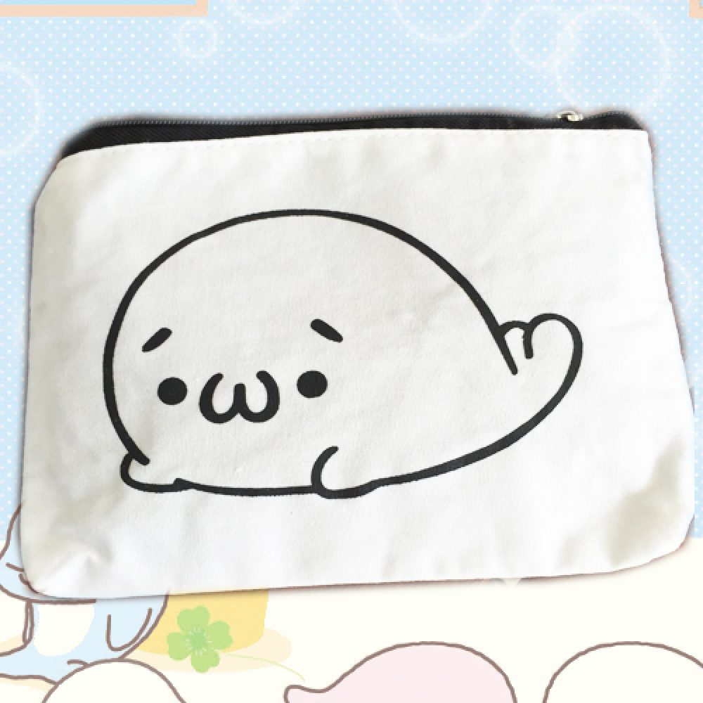 seal pencil case cute pencil case kawaii stuff