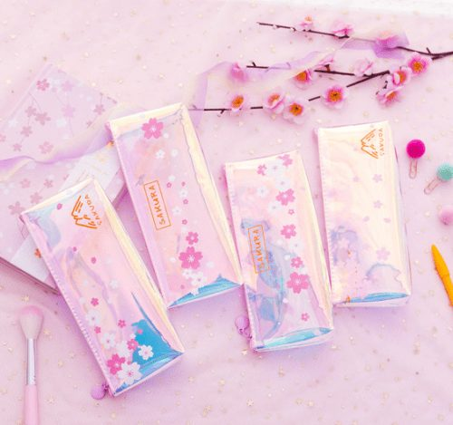 sakura pencilcase kawaii pencil case australia cute cheap