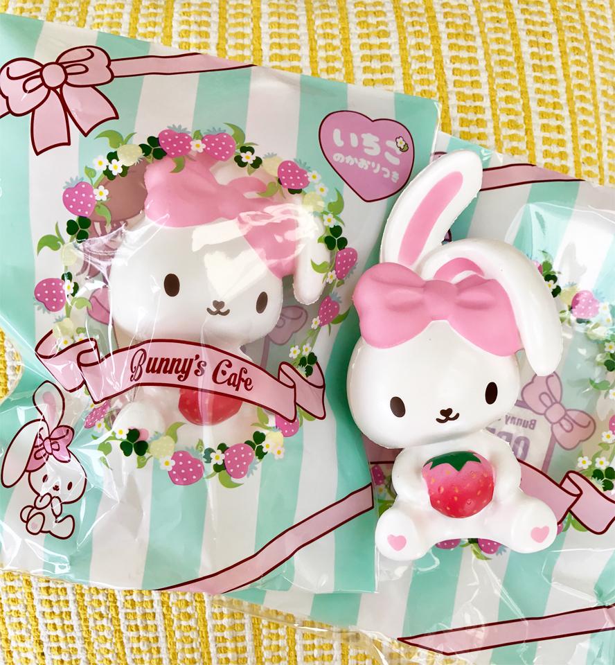 Bunny S Cafe Squishy Shop