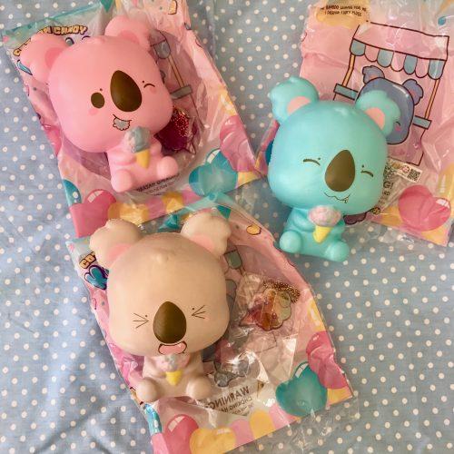 puni-maru-fairy-floss-cotton-candy-koala-squishy