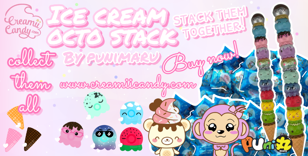 Squishy Shop Official Creamiicandy Store