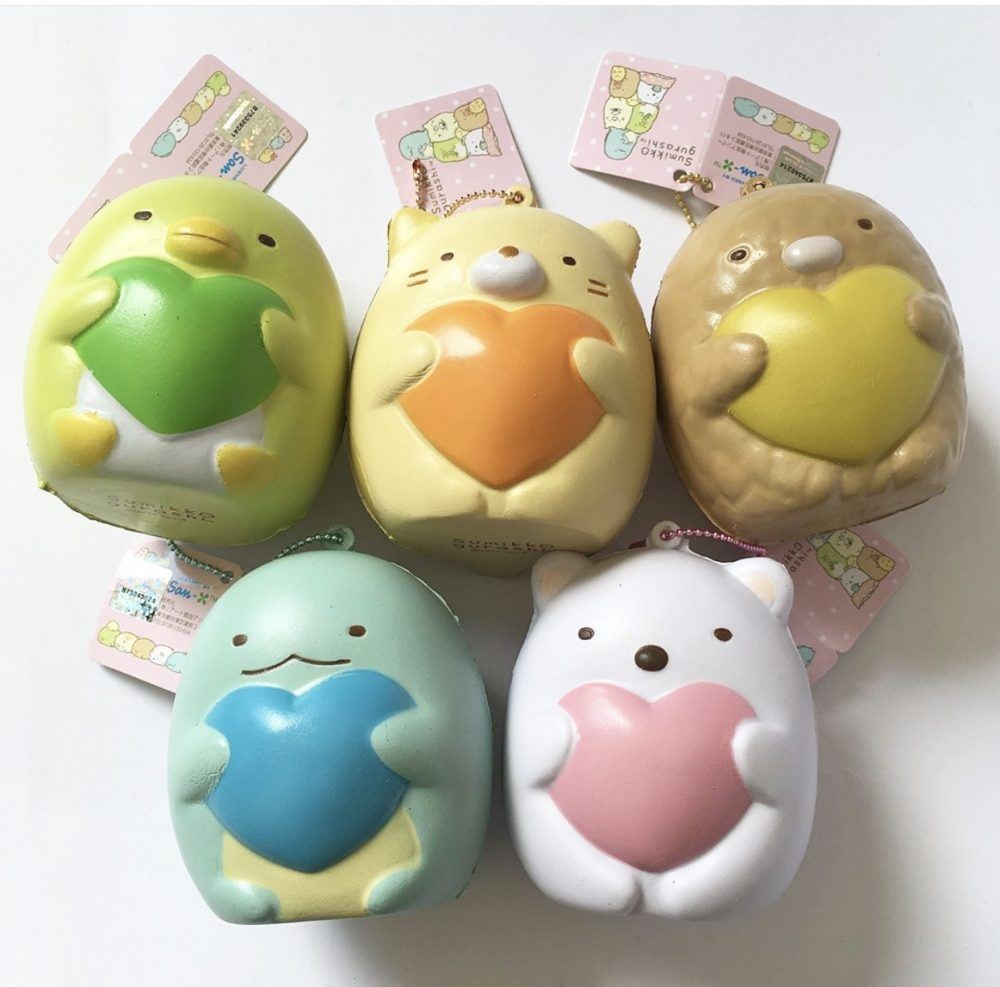sumikko-mini-marshmallow-squishy