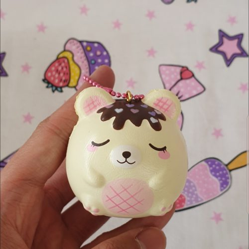 fat fat candiibear cute squishies