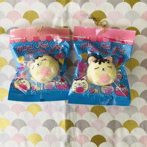 kawaii squishies candiibear fat fat cute things