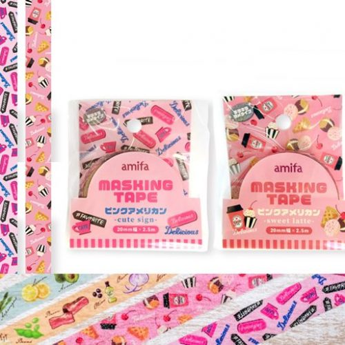 Japanese Washi Tape kawaii cute sweets