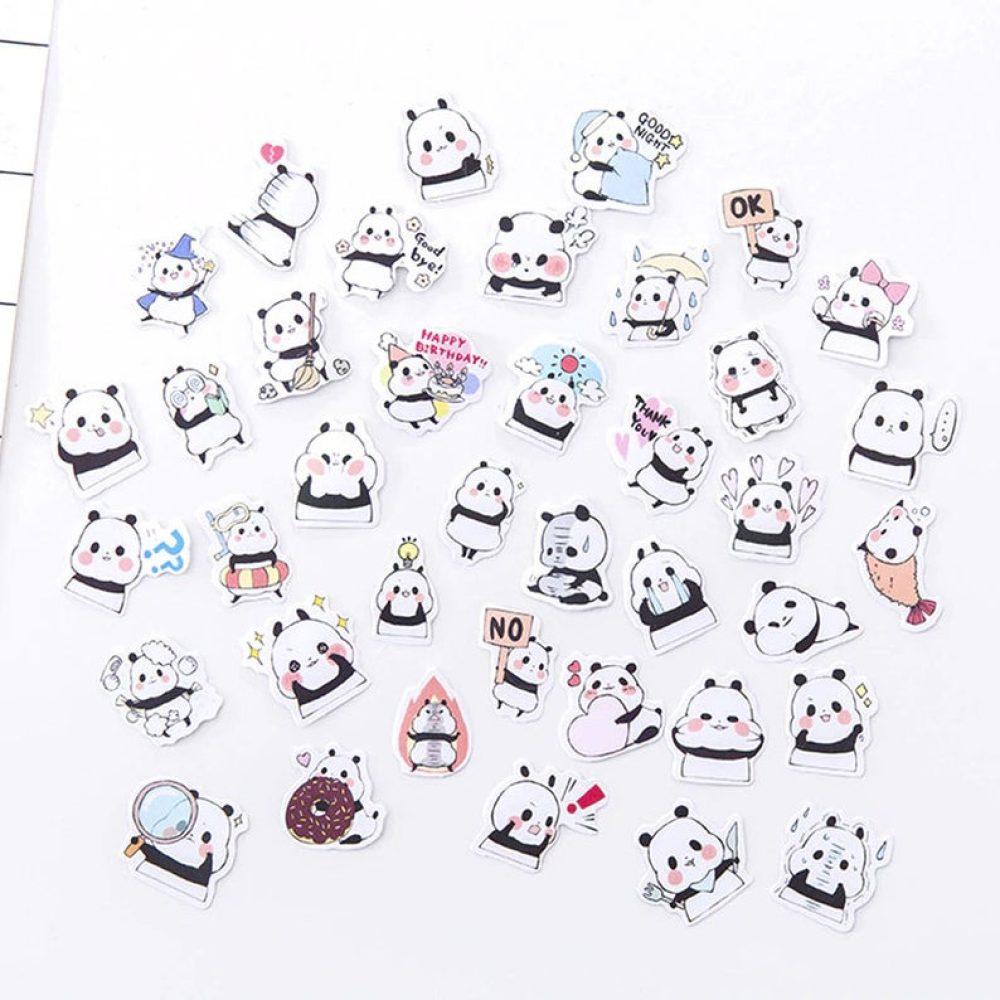 panda-stickers-kawaii-cute
