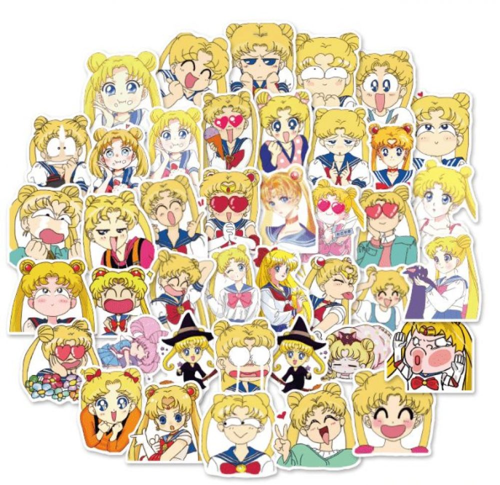sailor-moon-sticker-flakes-cute-anime-stickers