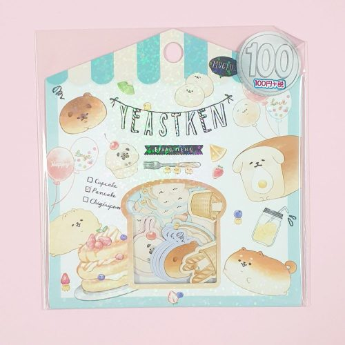 Yeastken sticker flakes kamio japan buy