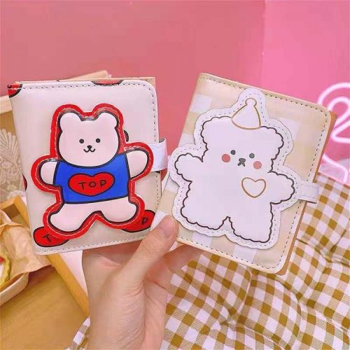 kawaii bear wallet holder australia shop