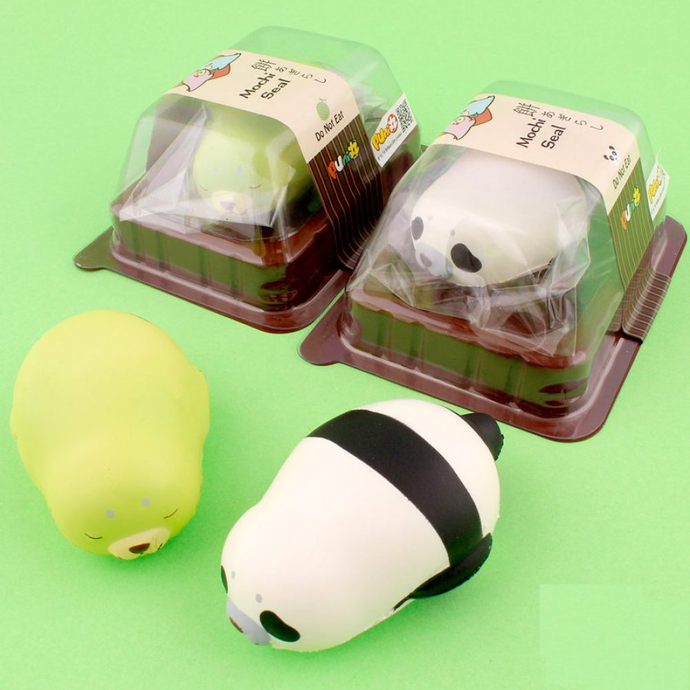 jumbom melon and panda mochi seal.