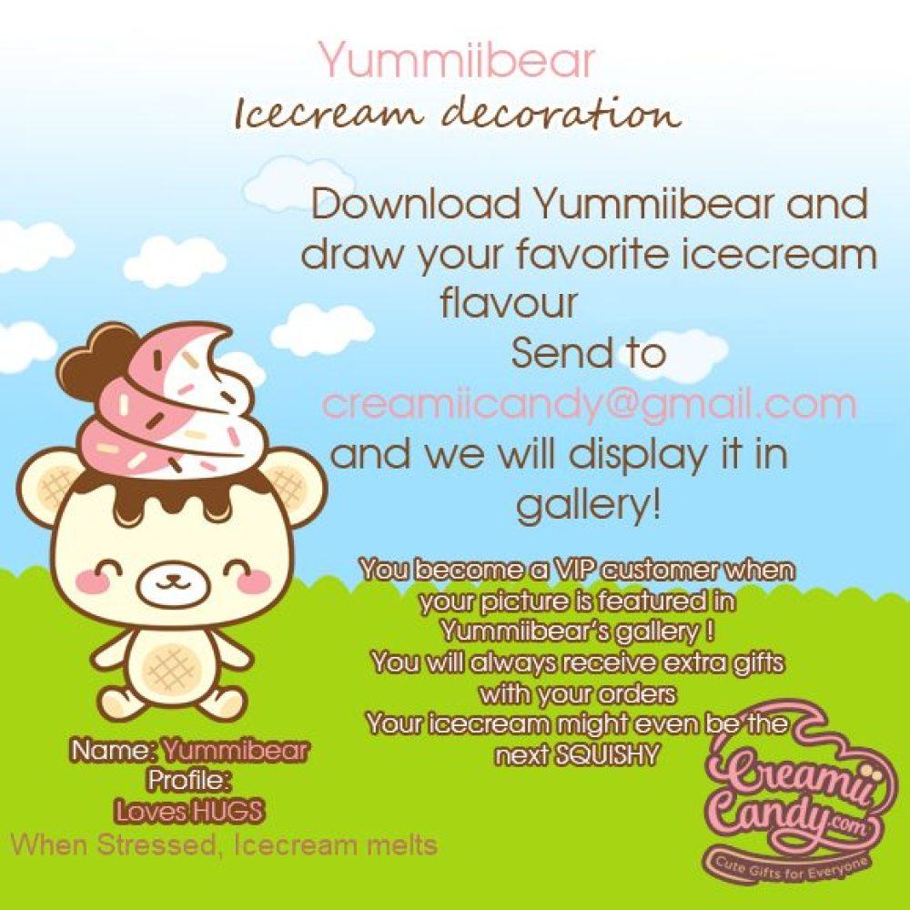 yummiibear-icecream-decoration-competition