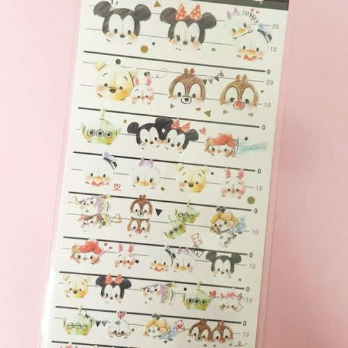 disney-mickey-mouse-minnie-mouse-tsum tsum toy storystickers