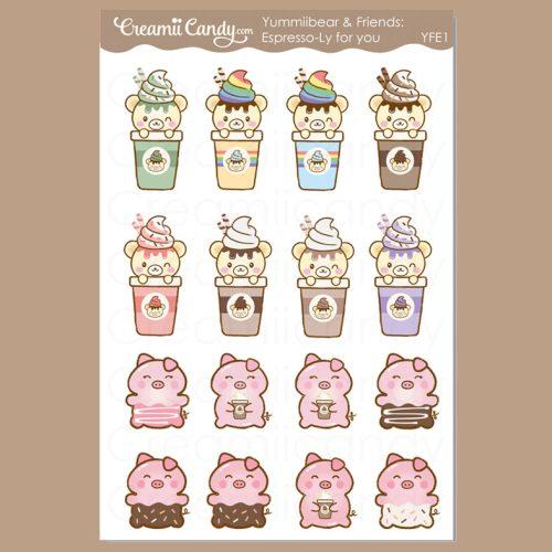 coffee-kawaii-sticker-sheet-pig-and-bear-marshmallow-planner-sticker-sheet-australia-shop-yfe1
