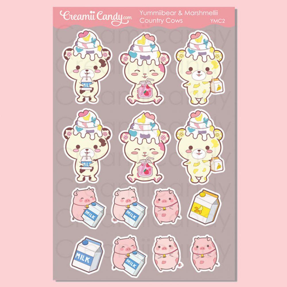 cute-cow-strawberry-banana-cow-bear-stickers-sheet-ymc2